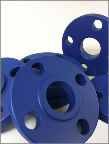 Xylan applied to wheels for heat and wear resistance as well as controlled lubrication.